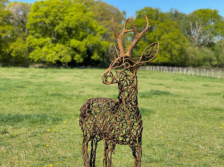 Roe Deer Sculpture