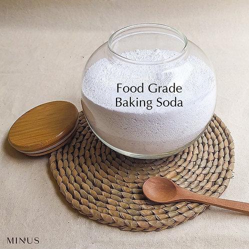 Food Grade Baking Soda /Sodium Bicarbonate (SLOVAY)