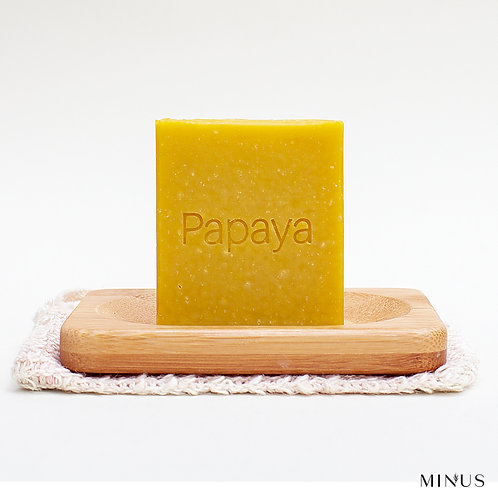 Papaya Whitening Handmade Soap