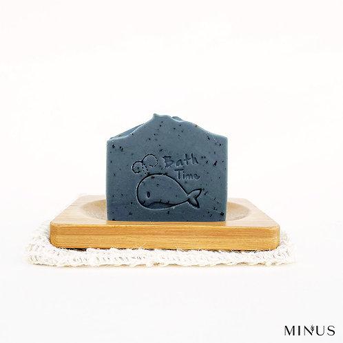Charcoal Coffee Scrub Handmade Soap