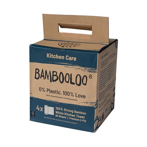 BAMBOOLOO Bamboo Kitchen Rolls