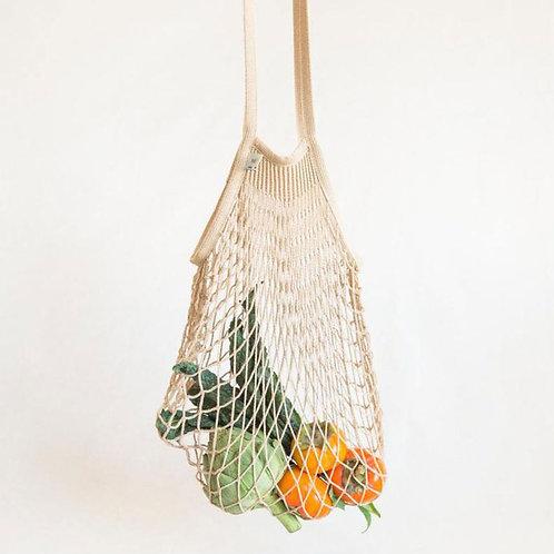 Mesh Cotton Grocery Bag