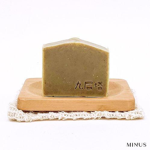 Basil Antibacterial Handmade Soap