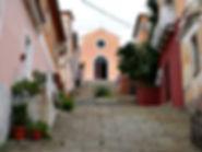 Arzachena ville a 15 minutes de notre chambre d'hotes stazzu la capretta