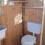 Toilette Tente La bedulla