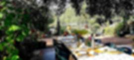 Coin déjeuner Stazzu la Capretta pour tout nos hôtes