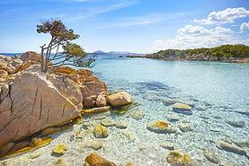 les plus belles plages de la costa smeralda a 20 min de notre chambre d'hoets stazzu la capretta