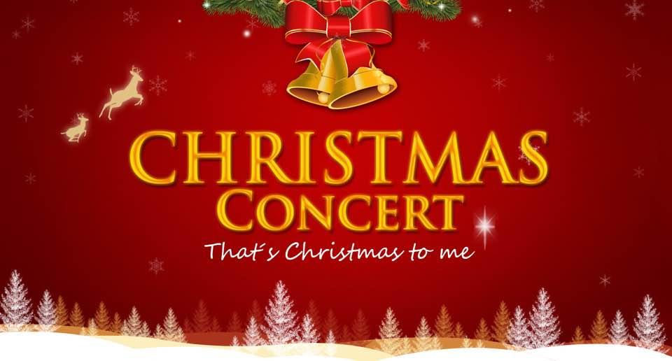Christmas Concerts Near Me.2016 Christmas Concert