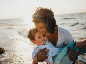 Motherhood and the Art of Letting Go