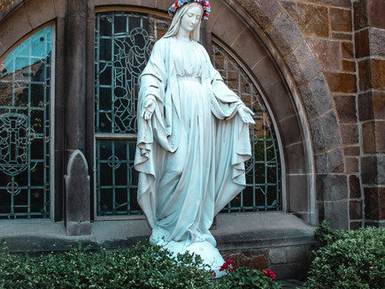 Behold, Your Mother - The Greatest Saint
