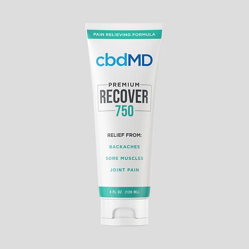 CBD Recover Lotion 750mg