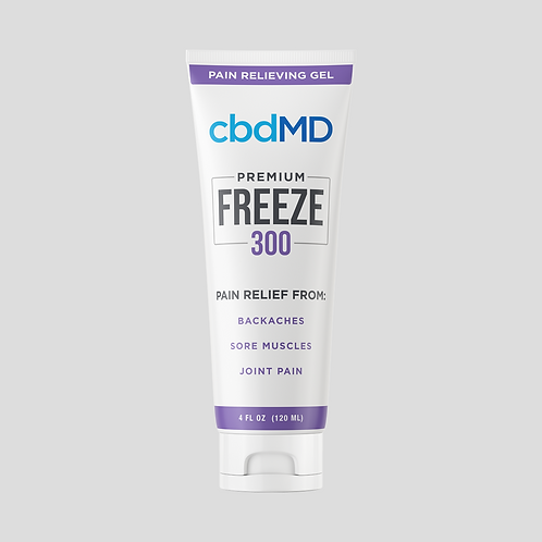CBD Freeze Lotion 300mg
