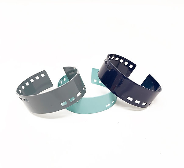 Perforated Color Cuff