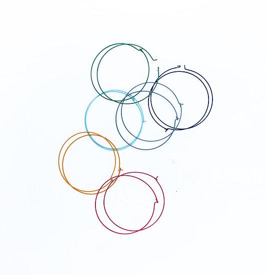 Color Hoops