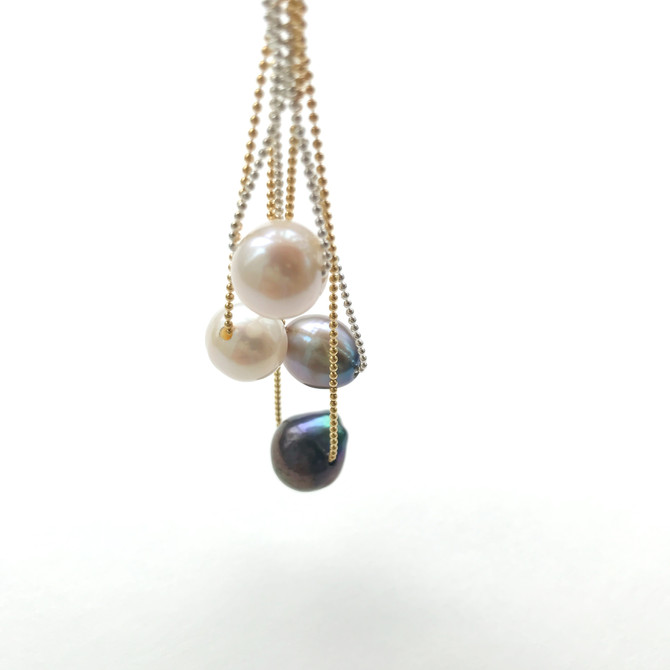 Pearls are back for summer!