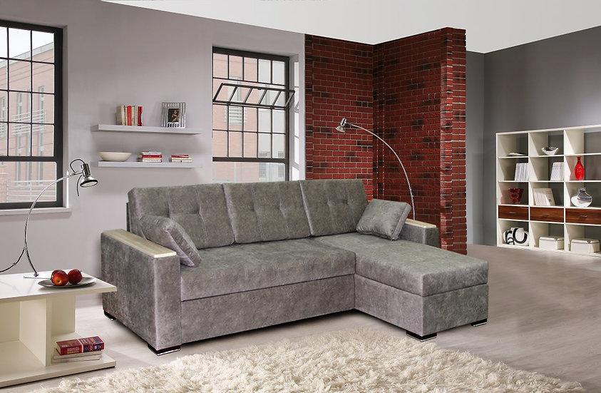 Угловой диван Монако-1