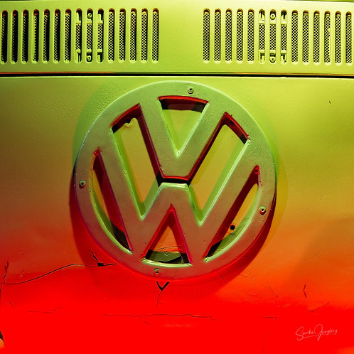 VW Dreams - Orange