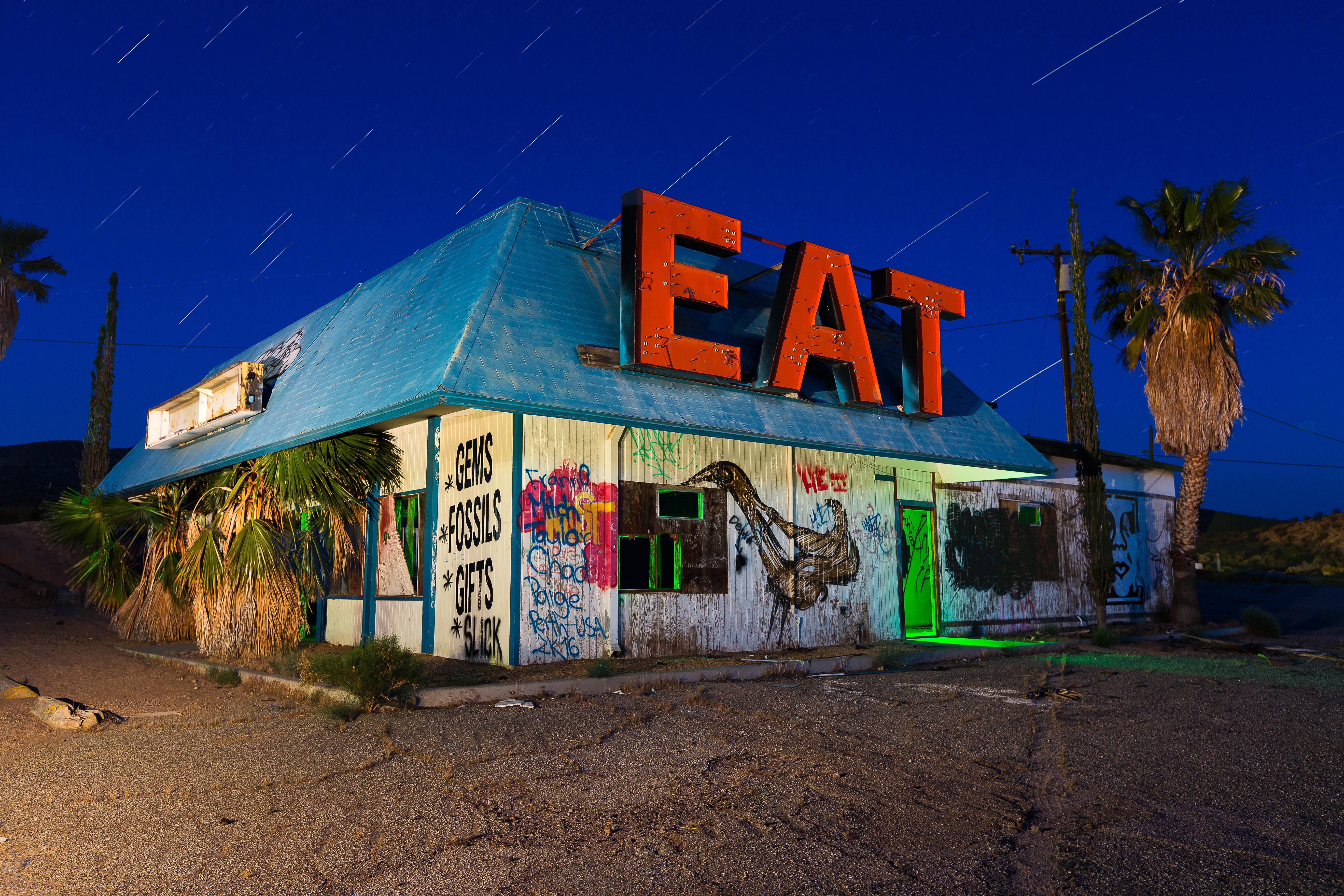 Eat at Holloran Springs