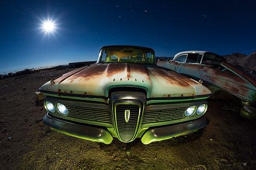 Moonlit Edsel