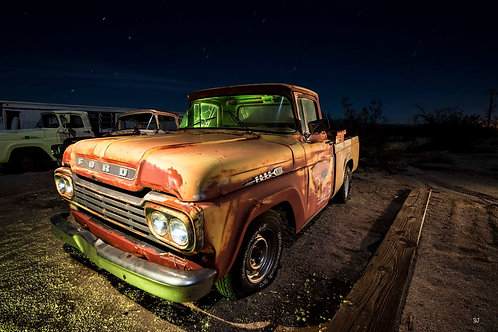 Faded Ford
