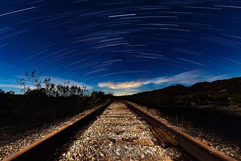 South Bound Eagle Mine Railroad