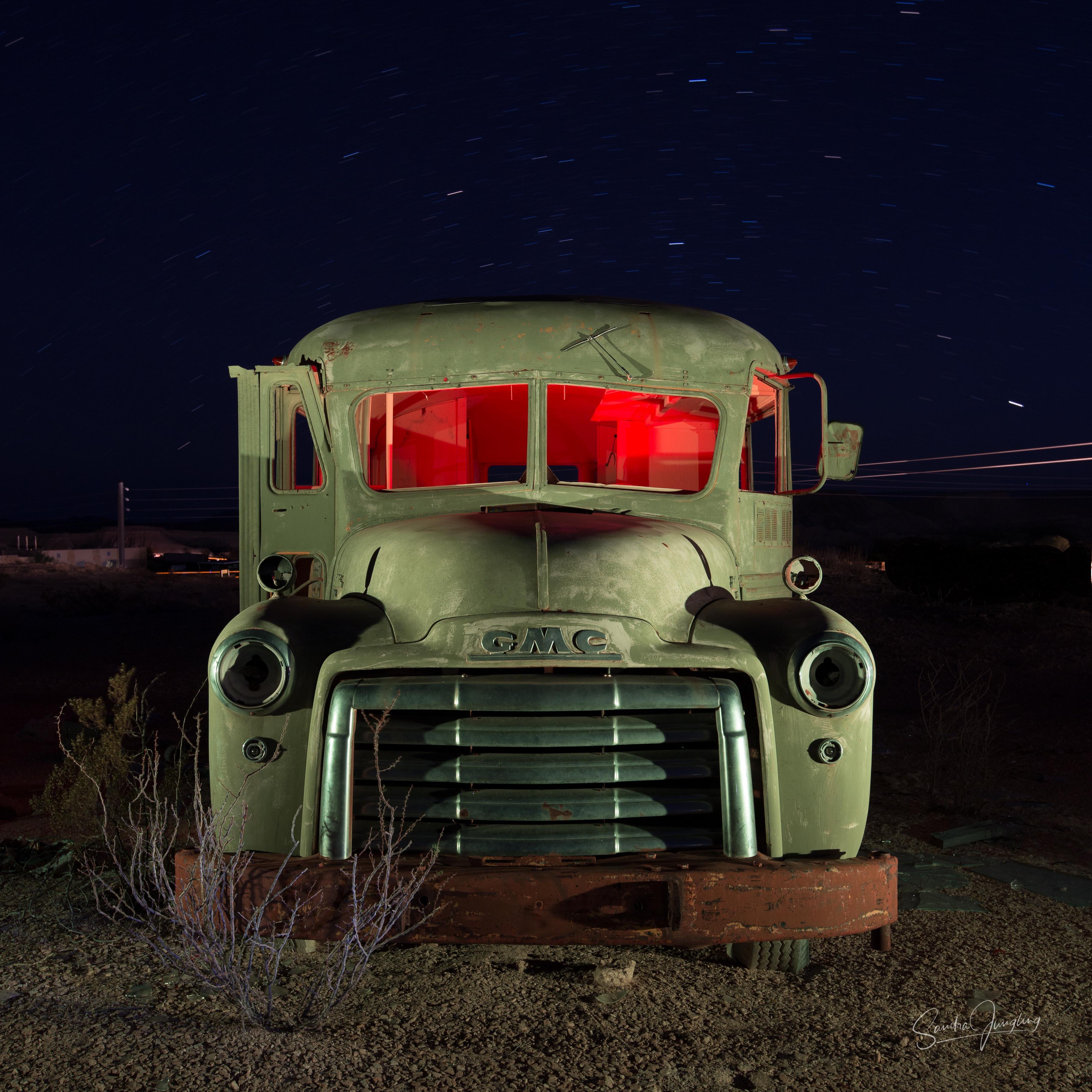 Terlingua Bus