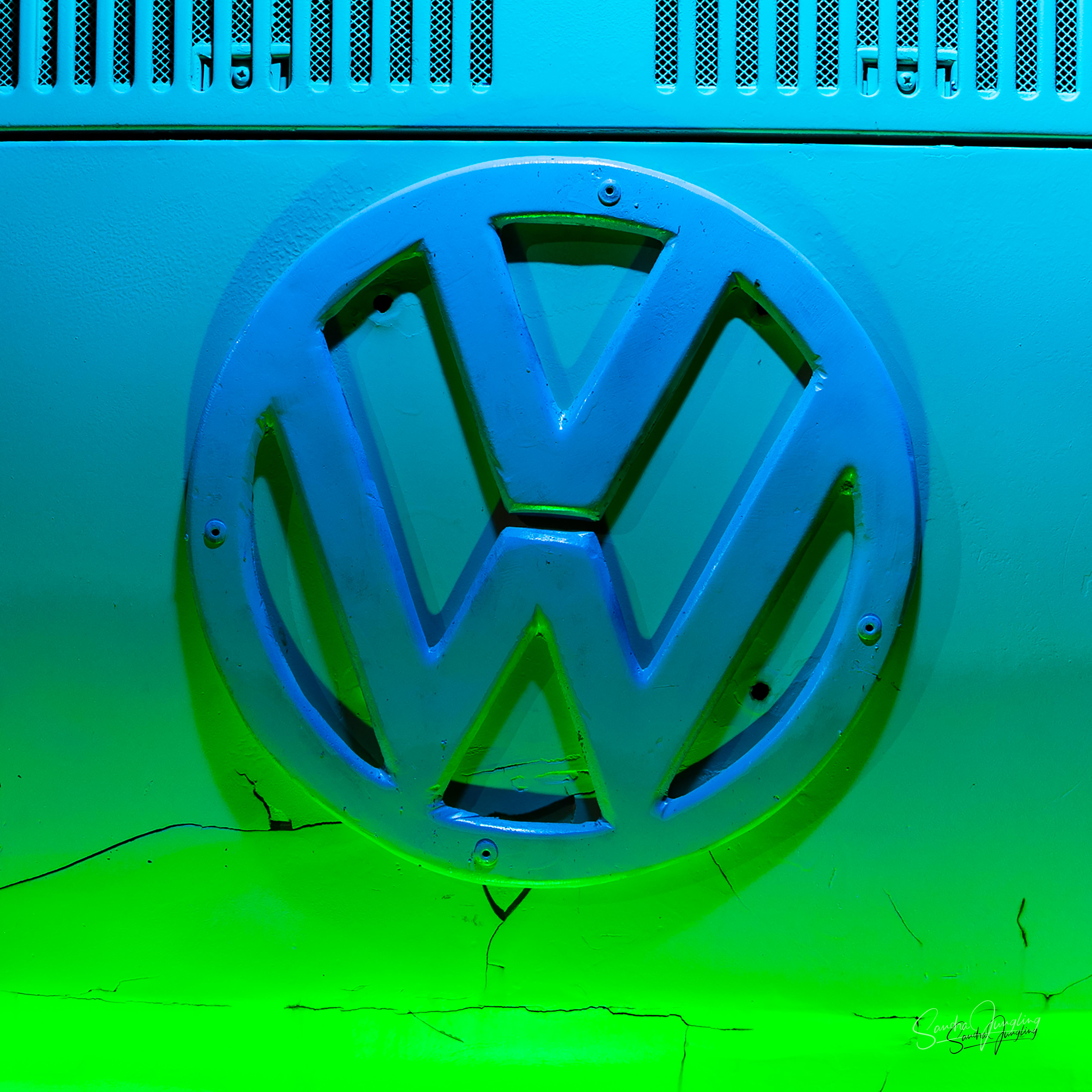 VW Dreams - Green
