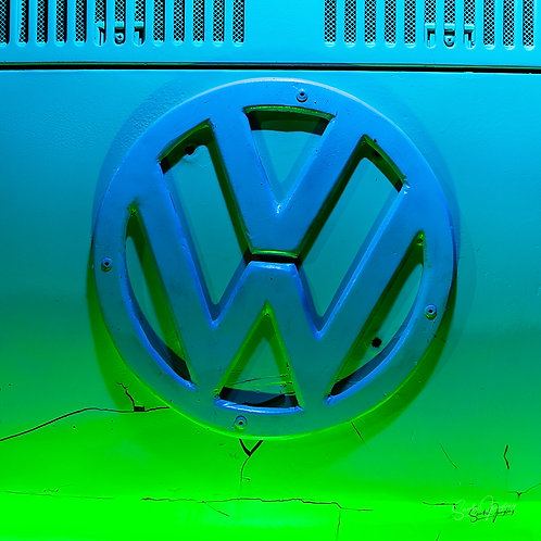 VW Dreams - Green