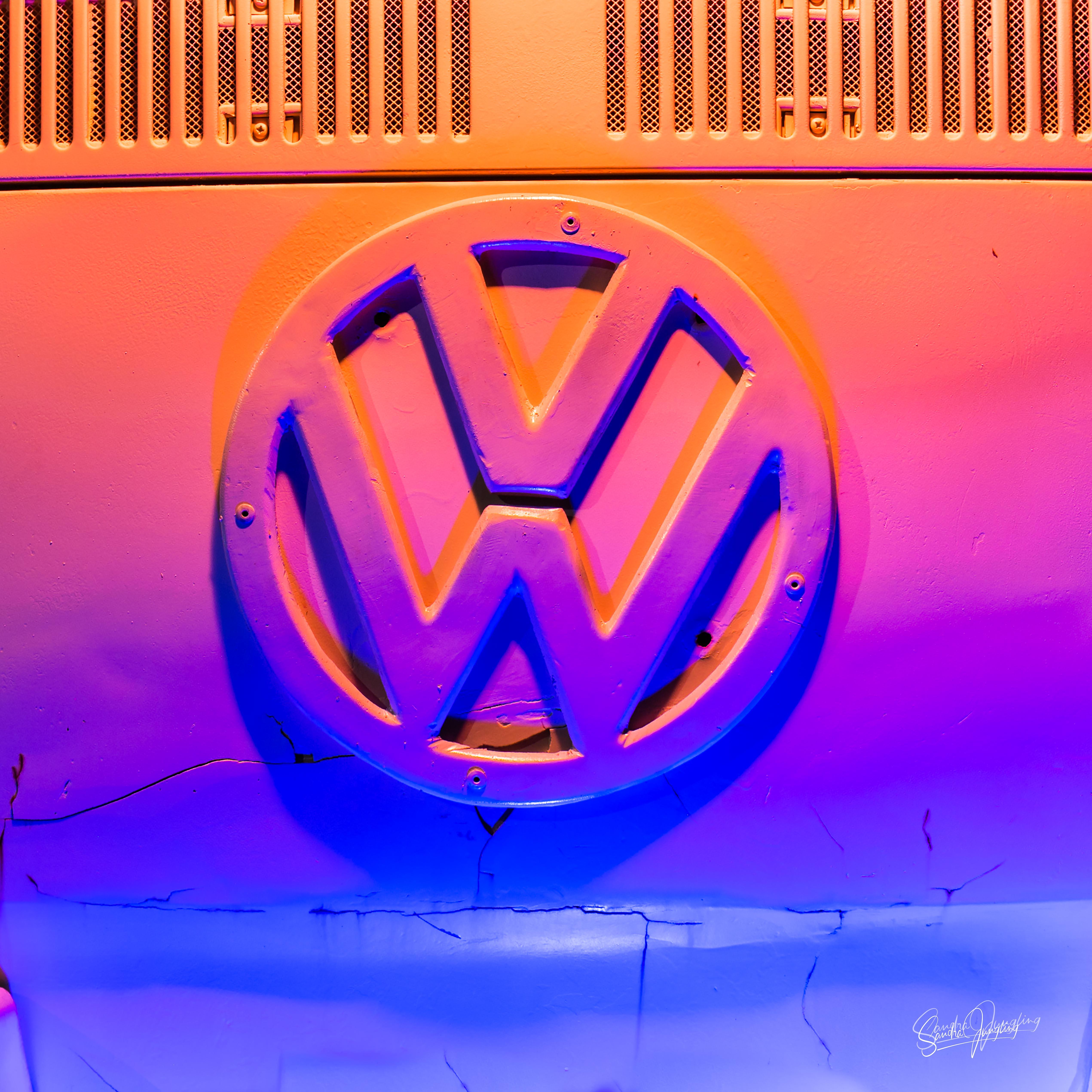 VW Dreams - Pink