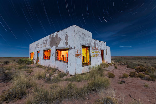 Route 66: Painted Desert Trading Post