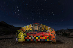 Sofa under the stars