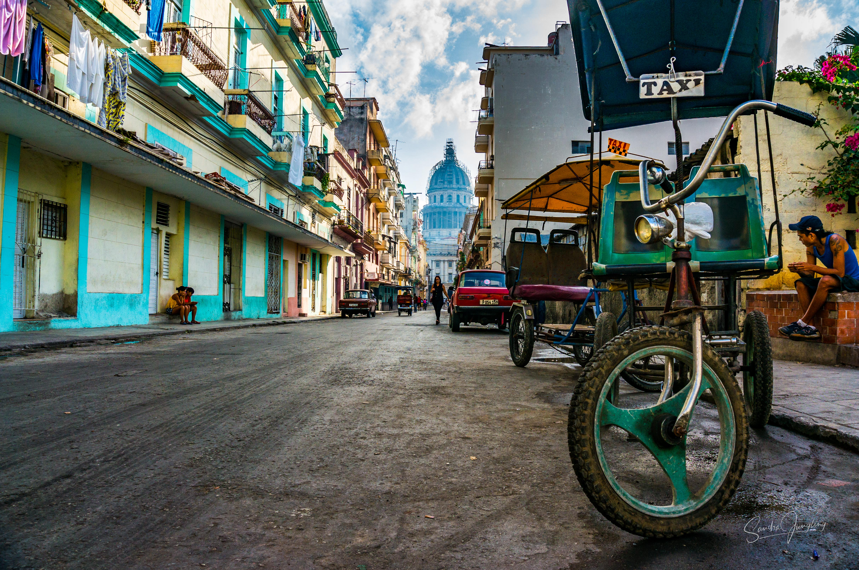 Cuba Bike #5