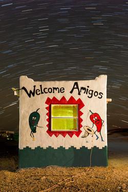 Welcome Amigo