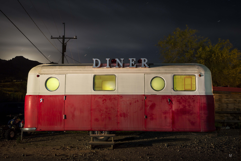 Route 66: Oatman Diner
