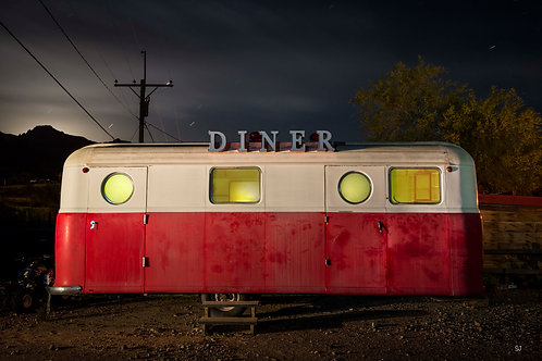 Trailer Life: Oatman Diner