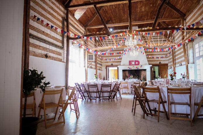 décoration et vaisselle mariage