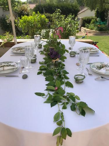 Table végétale