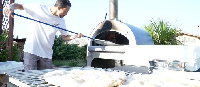 """La """"pizza gourmet"""" di Guglielmo Ermini"""