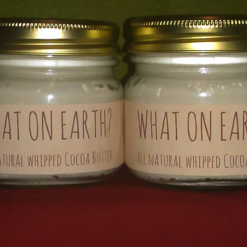 """Cocoa"" Whipped Body Butter"