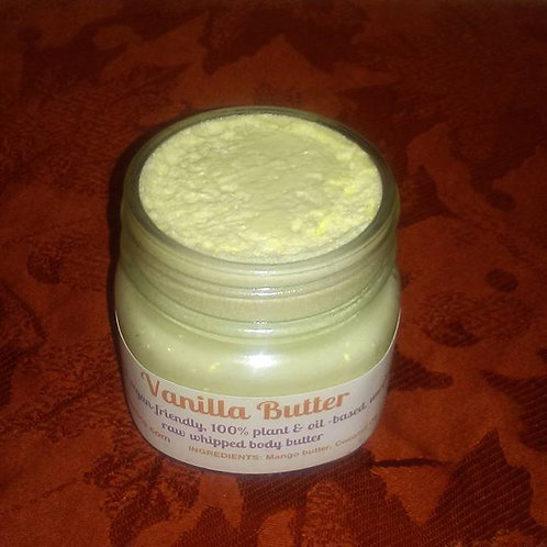 """Vanilla"" Whipped Body Butter"