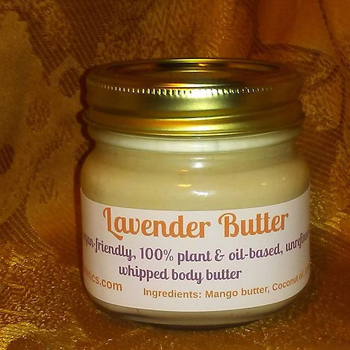 """""""Lavender"""" Whipped Body Butter"""