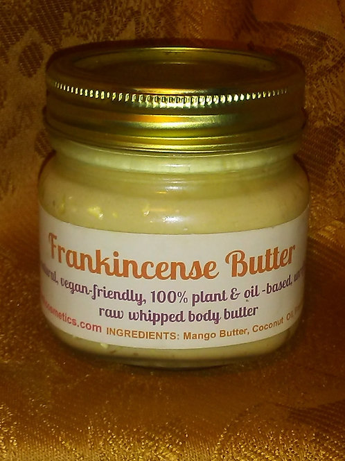 """Frankincense"" whipped body butter"
