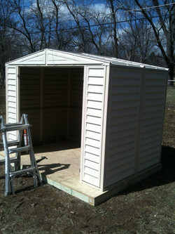 Anther shed pic