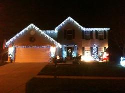 Customer's lights