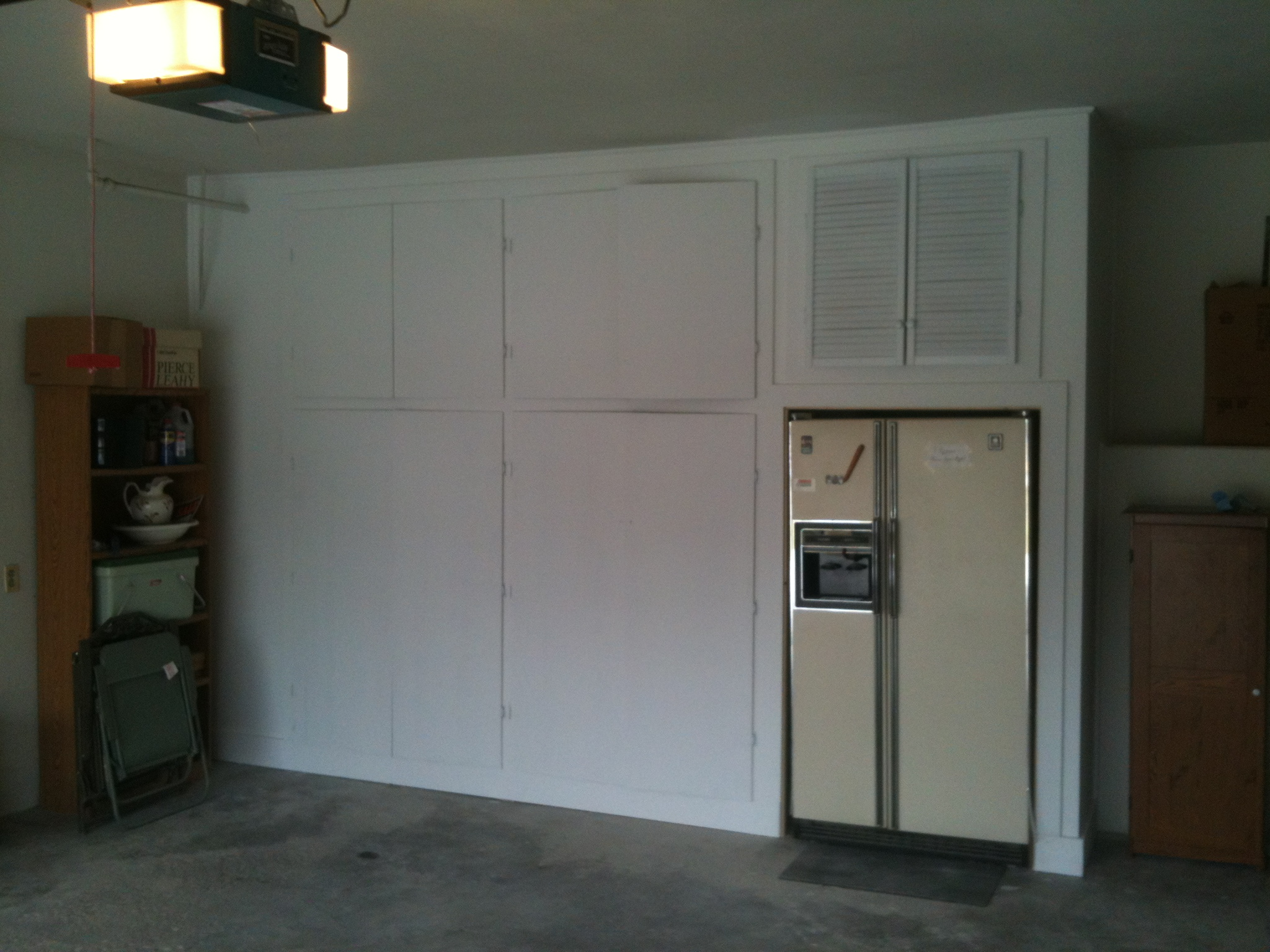 Garage storage
