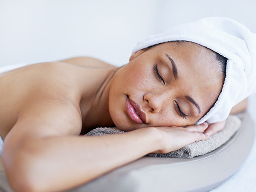 Come relax in our Spa