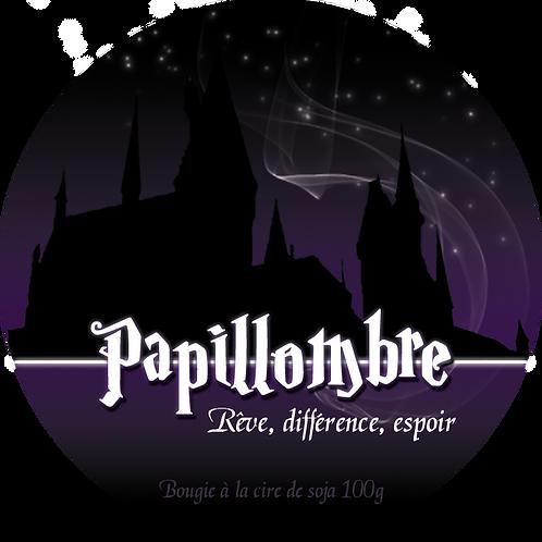 Bougie Papillombre