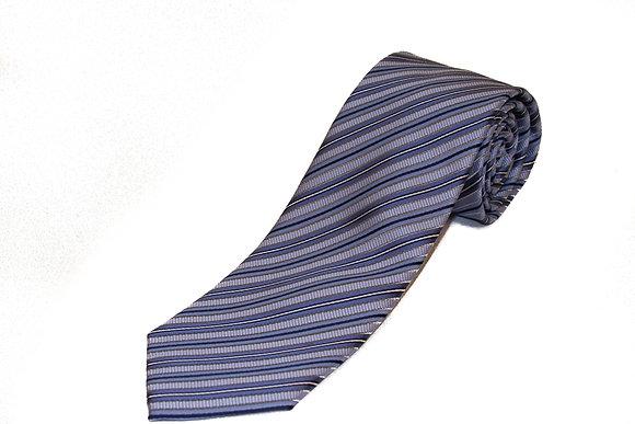Classy Blue Purple Stripe