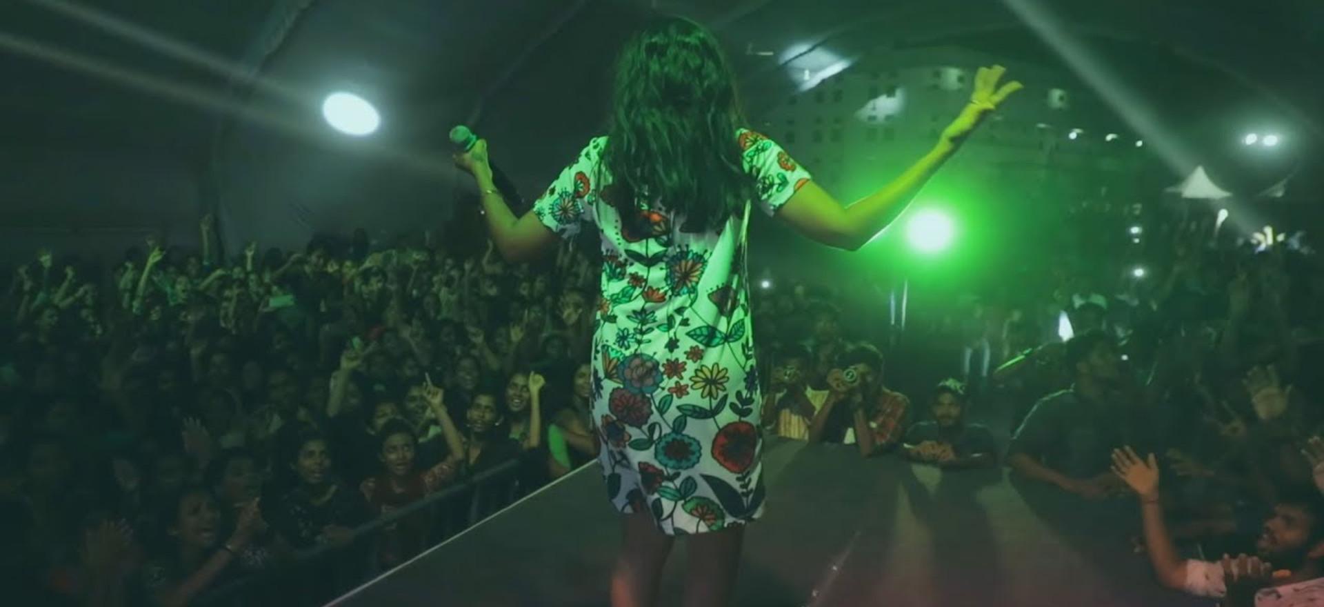 Rukkumani   Gowry Lekshmi Live (Cover Version)