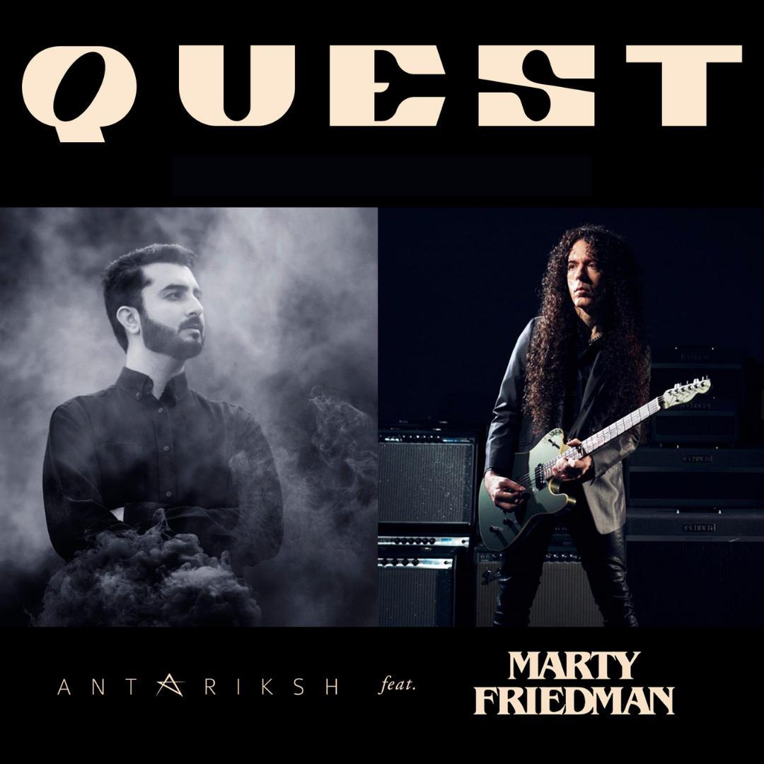 Quest - Antariksh ft. Marty Friedman